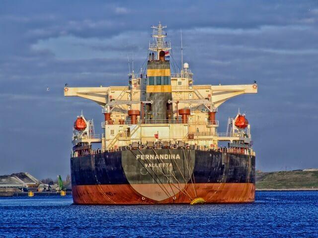 Schiffsverfolgung