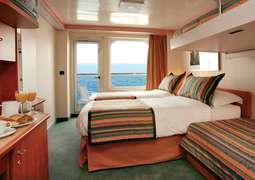 Balkonkabine - Costa Pacifica