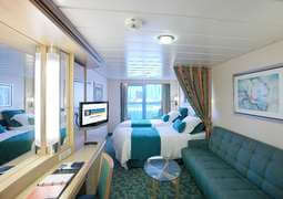 Balkonkabine - Freedom of the Seas