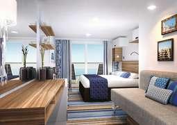 Balkonkabine Mein Schiff 6