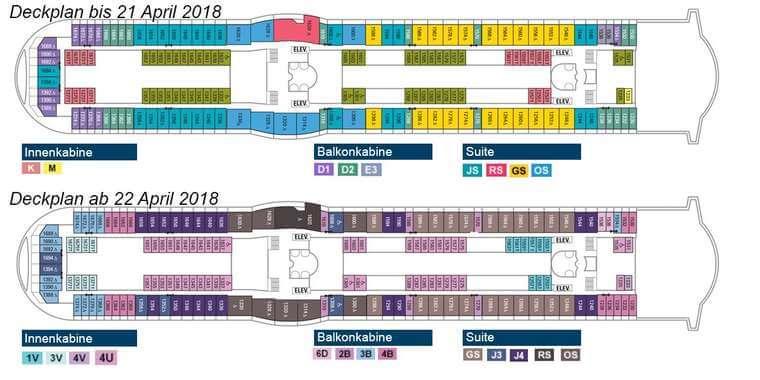 Navigator of the Seas - Deck 10