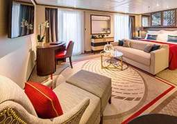 Suite - Queen Mary 2