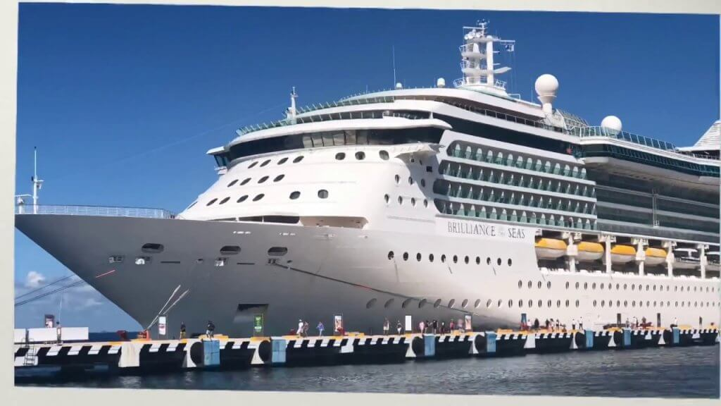 Brilliance Of The Seas Current Position Track Live In Real Time