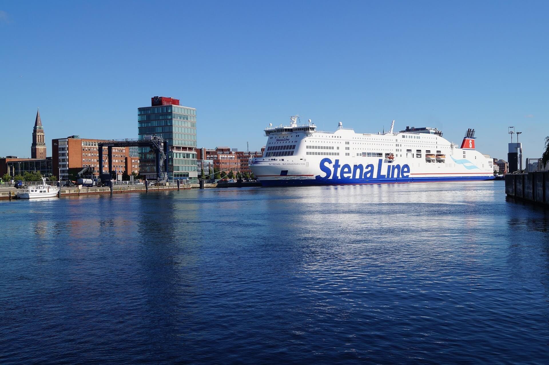 Hafenradar Kiel